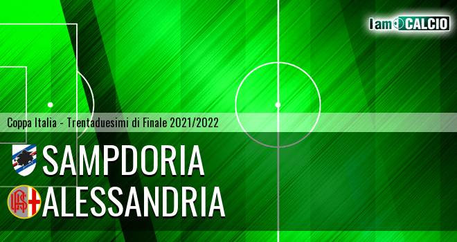 Sampdoria - Alessandria