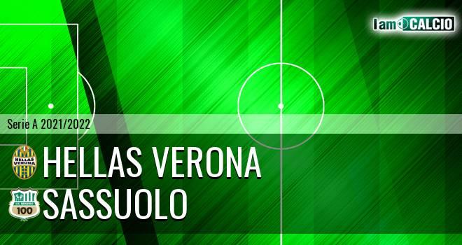 Hellas Verona - Sassuolo