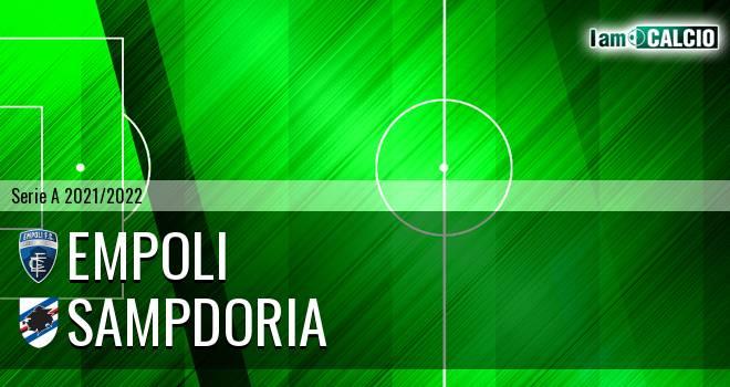 Empoli - Sampdoria