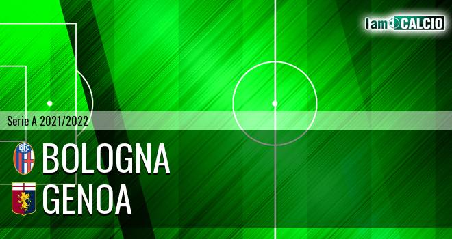 Bologna - Genoa