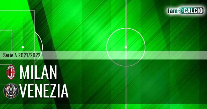 Milan - Venezia