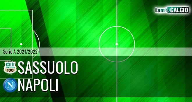 Sassuolo - Napoli