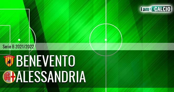 Benevento - Alessandria