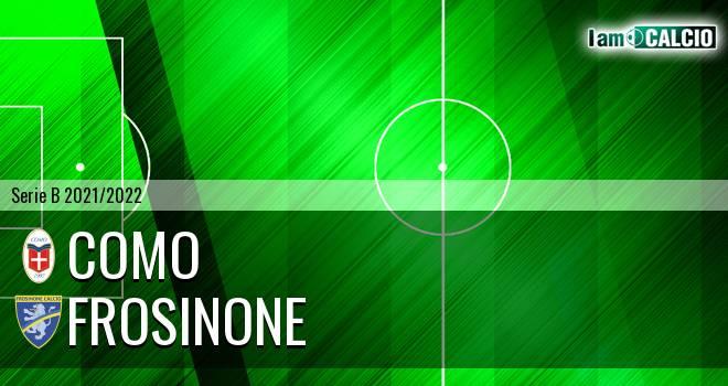Como - Frosinone
