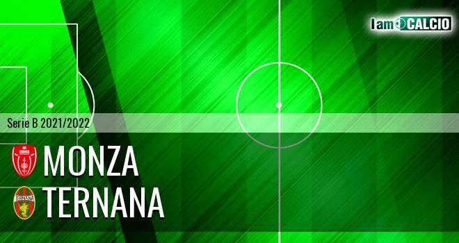 Monza - Ternana
