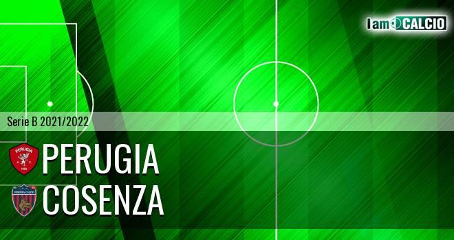 Perugia - Cosenza
