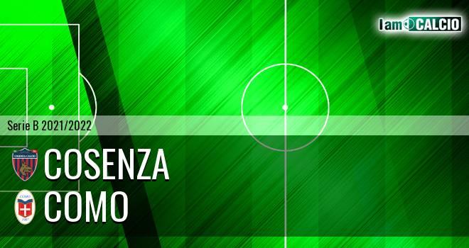 Cosenza - Como