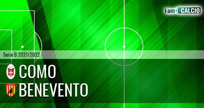 Como - Benevento 1-1. Cronaca Diretta 25/09/2021