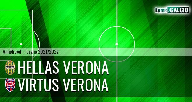 Hellas Verona - Virtus Verona