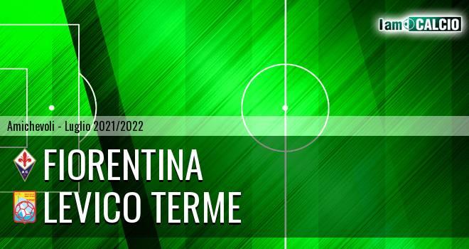 Fiorentina - Levico Terme