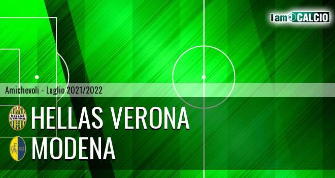 Hellas Verona - Modena