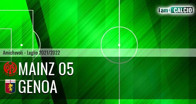 Mainz 05 - Genoa