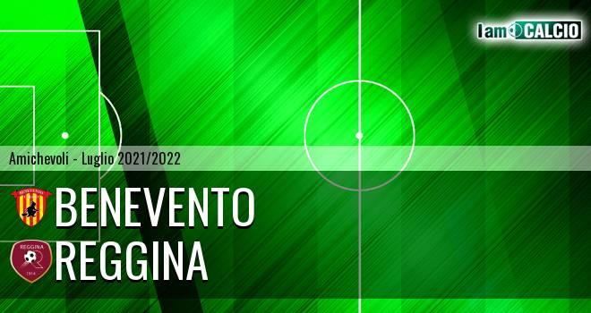 Benevento - Reggina 3-1. Cronaca Diretta 29/07/2021