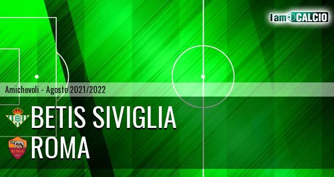 Betis Siviglia - Roma