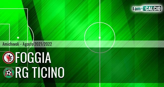 Foggia - RG Ticino