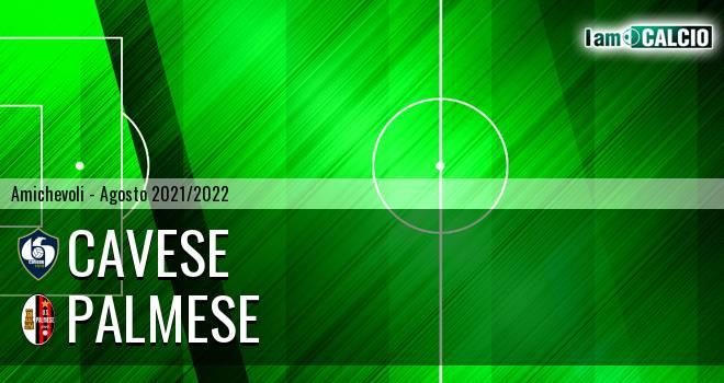 Cavese - Palmese 4-1. Cronaca Diretta 25/08/2021