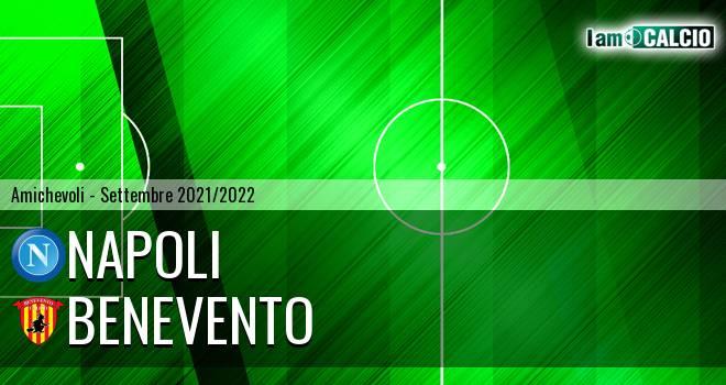 Napoli - Benevento 1-5. Cronaca Diretta 06/09/2021