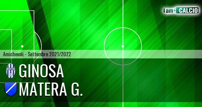 Ginosa - Matera Grumentum 0-1. Cronaca Diretta 02/09/2021