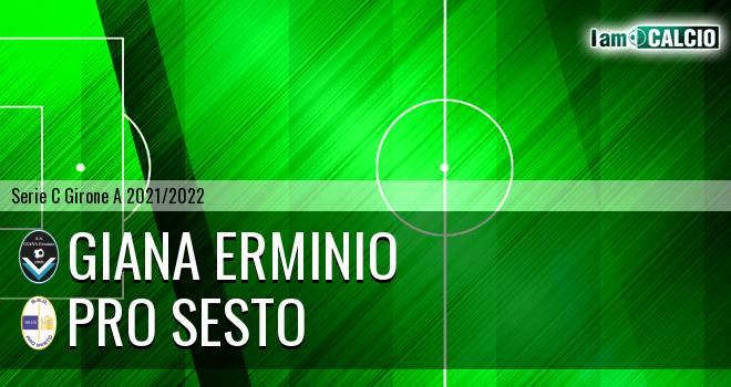 Giana Erminio - Pro Sesto