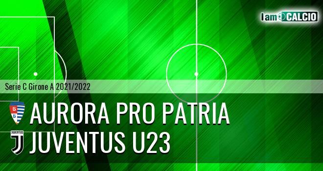 Aurora Pro Patria - Juventus U23