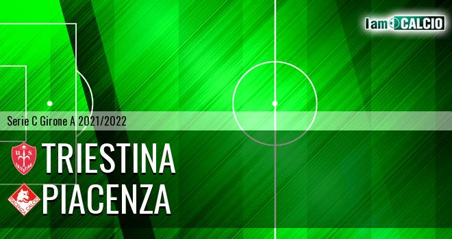 Triestina - Piacenza