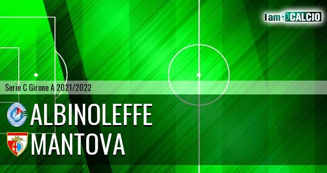 Albinoleffe - Mantova