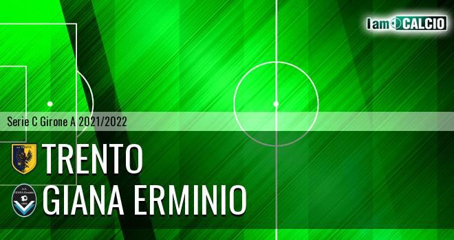 Trento - Giana Erminio