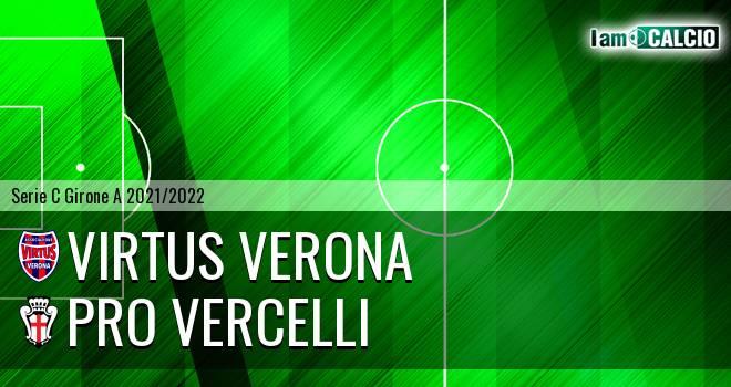 Virtus Verona - Pro Vercelli