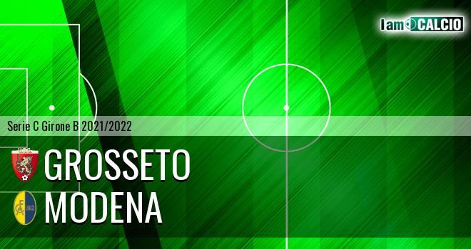 Grosseto - Modena