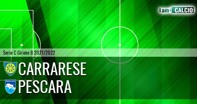 Carrarese - Pescara