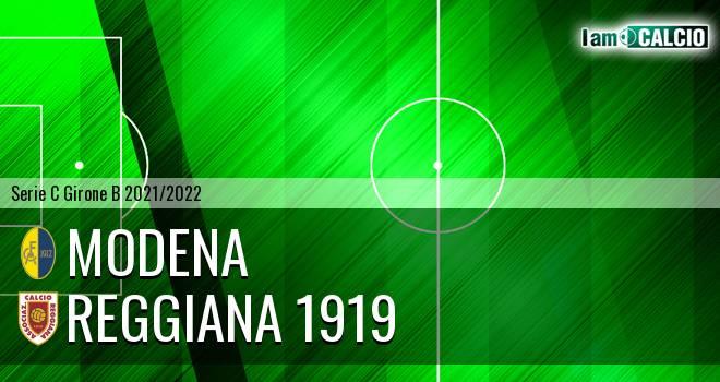 Modena - Reggiana 1919