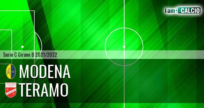 Modena - Teramo