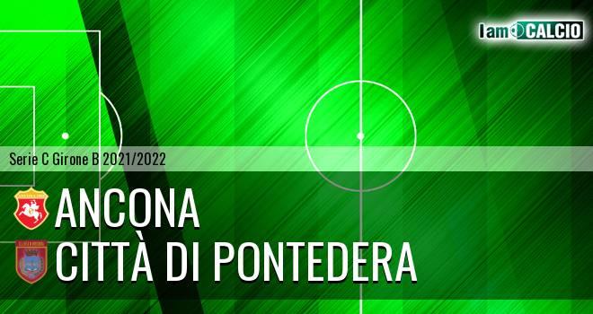 Ancona Matelica - Città di Pontedera