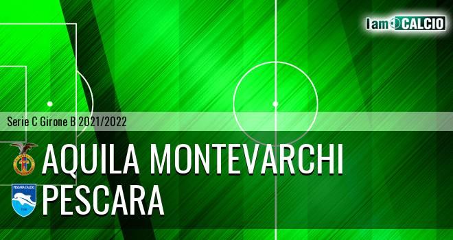 Aquila Montevarchi - Pescara