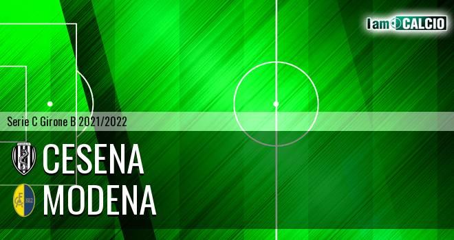 Cesena - Modena