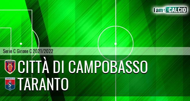 Città di Campobasso - Taranto