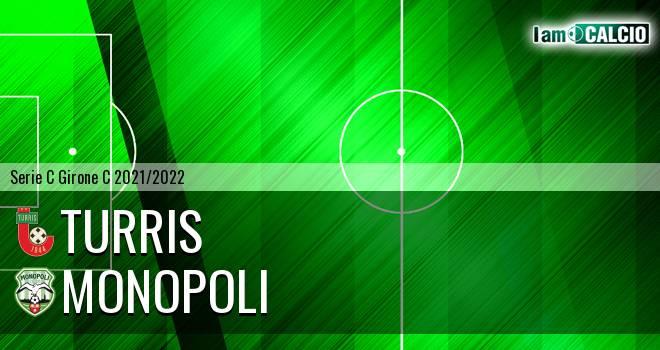 Turris - Monopoli 1-2. Cronaca Diretta 05/09/2021
