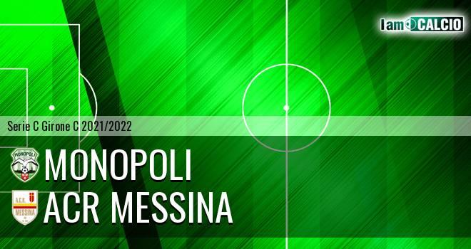 Monopoli - ACR Messina