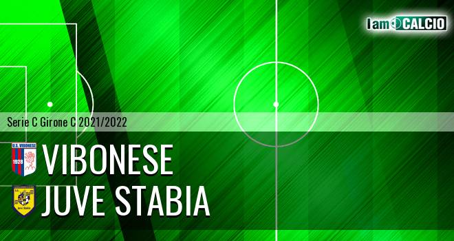 Vibonese - Juve Stabia 1-3. Cronaca Diretta 12/09/2021