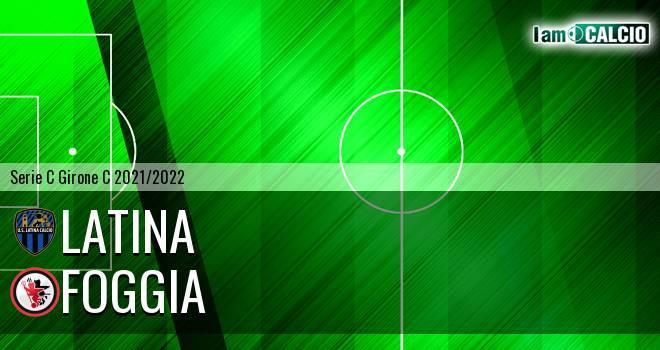 Latina - Foggia