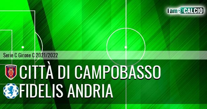 Città di Campobasso - Fidelis Andria