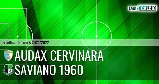 Audax Cervinara - Saviano 1960