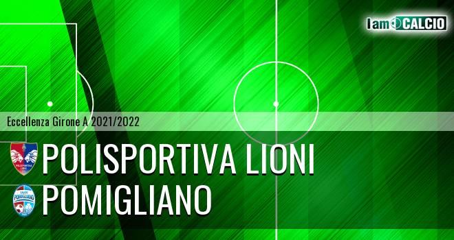 Polisportiva Lioni - Pomigliano