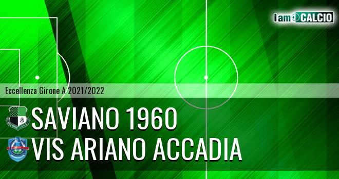 Saviano 1960 - Vis Ariano Accadia