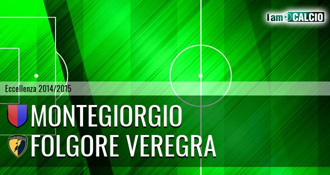 Montegiorgio - Folgore Veregra