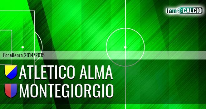 Atletico Alma - Montegiorgio
