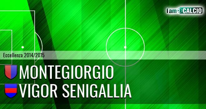 Montegiorgio - Vigor Senigallia