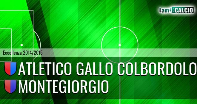Atletico Gallo Colbordolo - Montegiorgio