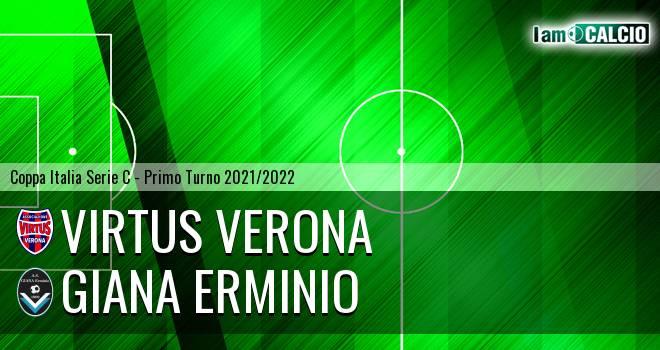 Virtus Verona - Giana Erminio