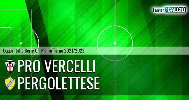 Pro Vercelli - Pergolettese
